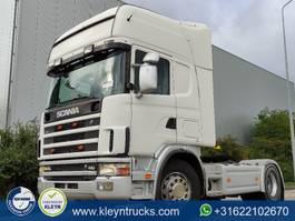 standaard trekker Scania R164.480 manual retarder 2002