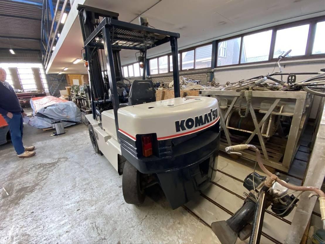 vorkheftruck Komatsu 4 ton 1995