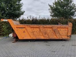 kipper vrachtwagen > 7.5 t Meiller Meiller Tipper 1988