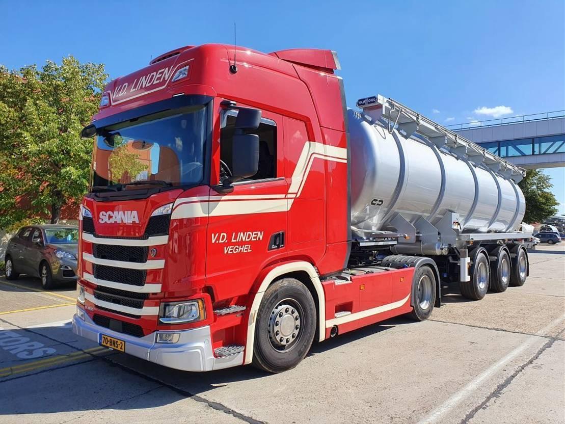 tankoplegger Van Hool van Hool