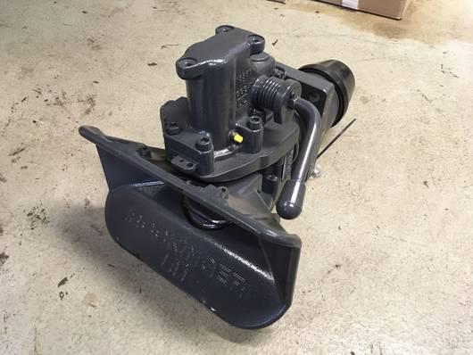 chassis vrachtwagen onderdeel Rockinger Aanhangwagen Koppeling 50 MM 2019