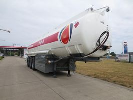 tankoplegger LAG Semi-trailer - REF 507 2017