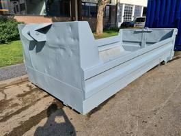 groencontainer Hoogendoorn 8m3 3 stuks