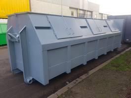 groencontainer Hoogendoorn 25m3 gesloten