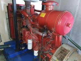 generator Iveco 178 KVA LEROY SOMER 1999