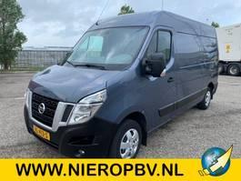 gesloten bestelwagen Nissan NV400 l2h2 airco 100000km 2015