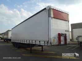 schuifzeil oplegger Schmitz Cargobull Schuifzeil Mega 2013
