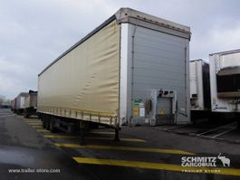 schuifzeil oplegger Schmitz Cargobull Schuifzeil Mega 2012