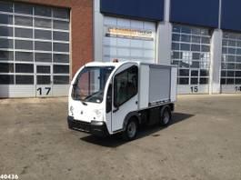 bakwagen vrachtwagen Goupil G3 Electric 2014