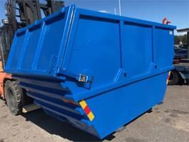 wissellaadbaksysteem vrachtwagen BFAB LB-10-TM pölykontti 2020
