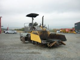 asfalteermachine rups Volvo ABG 2820 /Asphaltfertiger / Fertiger / Asphalt 2014
