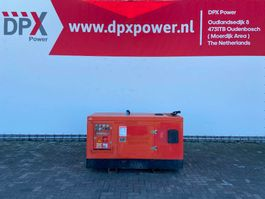 generator Himoinsa HYW35 - Yanmar - 35 kVA Generator - DPX-12161 2007