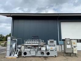 generator MTU Mercedes Benz MB12V496 Siemens 610 kVA generatorset ex emergency