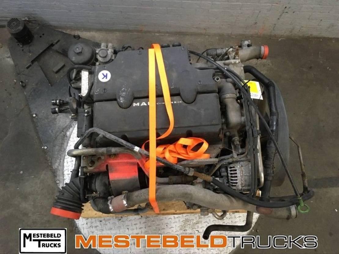 Motor vrachtwagen onderdeel MAN Motor D 0834 LFL 53 2007