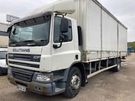 bakwagen vrachtwagen > 7.5 t DAF CF 310 HANDBAK 2008