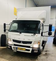 bakwagen vrachtwagen > 7.5 t Mitsubishi Mitsubishi Canter Fuso 2013