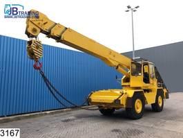 alle terrein kranen Pinguely TT286 4x4, All Terrain Mobile crane, 19 MTR, 25000 kg 1981