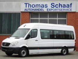 minivan - personenbus Mercedes-Benz Sprinter 311 Cdi Maxi VDL 9 Sitze Rollstuhllift Klima Euro 4 2009