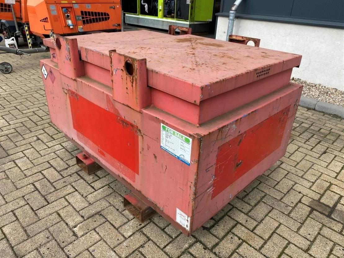 1000 litre Intermediate Bulk Container - Tanks Direct