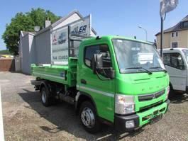 kipper vrachtwagen > 7.5 t FUSO Canter 7 C 15 Kipper 2019