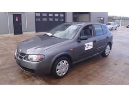 hatchback auto Nissan Almera 1.5 dCi (AIRCONDITIONING) 2003