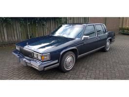 sedan auto Cadillac De Ville 8 Cil.automaat 1986