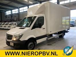 bakwagen vrachtwagen Mercedes-Benz sprinter 513cdi bakwagen laadklep 78000km 2014