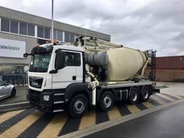 betonpomp vrachtwagen MAN TGS 41.420 8x4 mixerpomp 2021