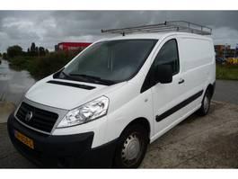 gesloten bestelwagen Fiat Scudo 10 1.6 MultiJet * DEUK * 3 zits €4950.-- excl airco, trekhaak, imperiaal... 2015