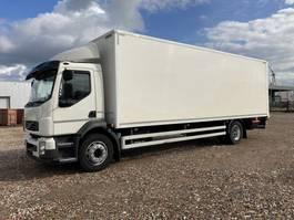 bakwagen vrachtwagen > 7.5 t Volvo FL 18.260 Euro 5 Koffer 8m40 LBW 2 T ( 4 Pieces ) 2013