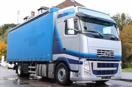 schuifzeil vrachtwagen Volvo FH13.460  LBW AHK E5 VEB 2010
