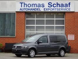 minivan - personenbus Volkswagen Caddy Maxi 1.4 TGI CNG BlueMotion Rollstuhlrampe Klima Euro 6 2015
