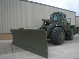 wiellader Caterpillar 972 G Armoured Loader 500 Hours only 2001