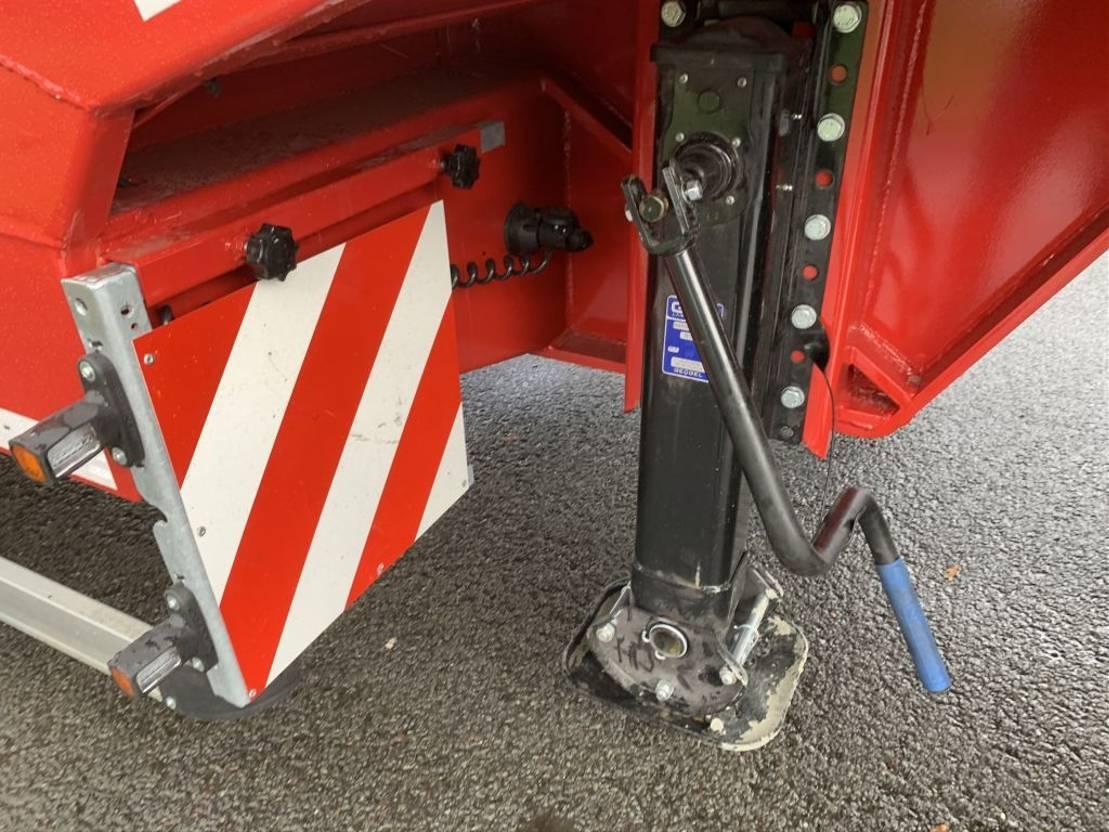 semi dieplader oplegger Scorpion ALM Damper SCP3 54 ton Hydraulick ramps rampen semi trailer remolque low... 2020