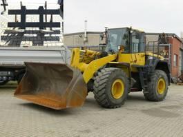 wiellader Komatsu Radlader WA 380-6 Radlader Waage/Drucker, Schauf 2010