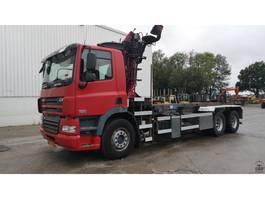 containersysteem vrachtwagen DAF CF 85 460 2010
