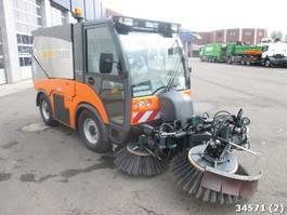 Veegmachine vrachtwagen Hako Citymaster 2000 Euro 5 EEV 3-rd brush 2014