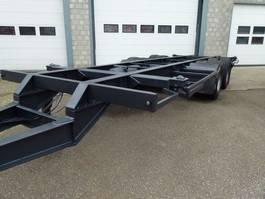 container chassis aanhanger Netam-Fruehauf A2-218 / 20