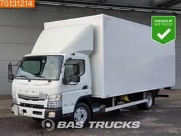 bakwagen vrachtwagen > 7.5 t Mitsubishi Fuso 7C18 AMT 4X2 Ladebordwand 2017