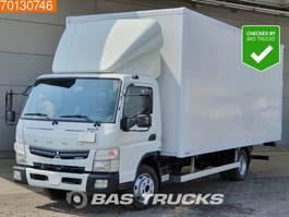 bakwagen vrachtwagen > 7.5 t Mitsubishi Canter Fuso 7C15 Duonic 4X2 Like-new! Ladebordwand Euro 6 2016