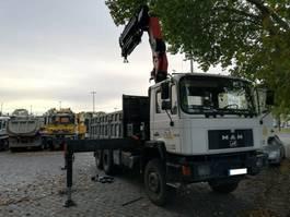 kraanwagen MAN 28.292 6x4 / Palfinger PK 27000 1991