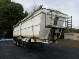 kipper oplegger Schmitz Cargobull tipper 3 axles 50m3 steel/steel 3 axles