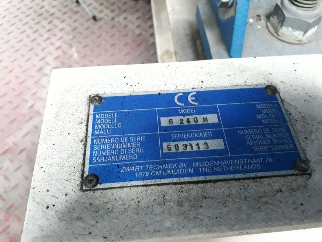 fluister aggregaat Cummins NT855G6 - 300 KVA - Silent 50Hz 1995