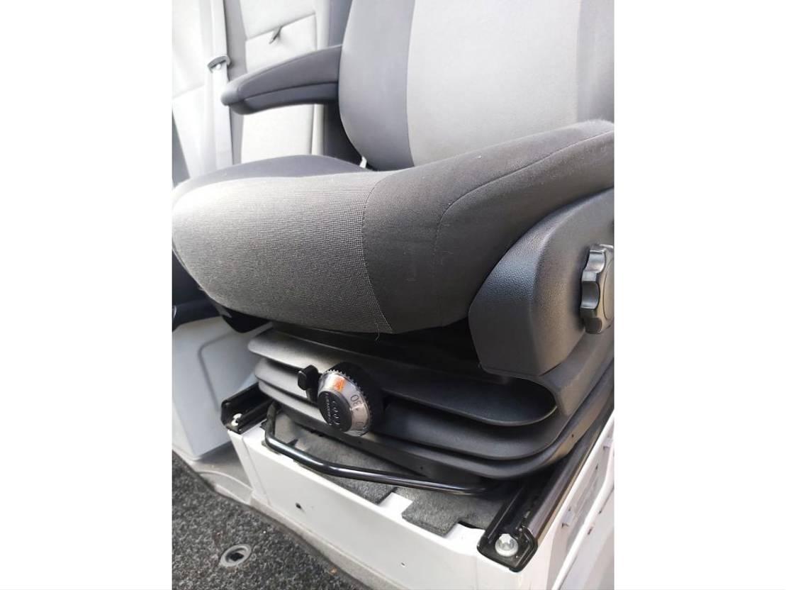 gesloten bestelwagen Volkswagen Crafter L2 H2 DUBBELE SCHUIFDEUR 2015