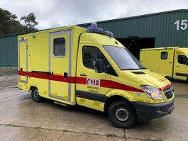 ambulancewagen Mercedes-Benz 315 CDI