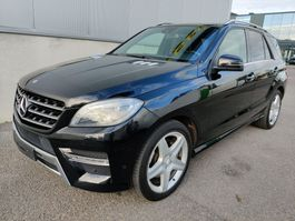 terreinwagen Mercedes-Benz ML 250 BlueTEC 4MATIC comand*parktronic*trekhaak*zetelverwarming 2012