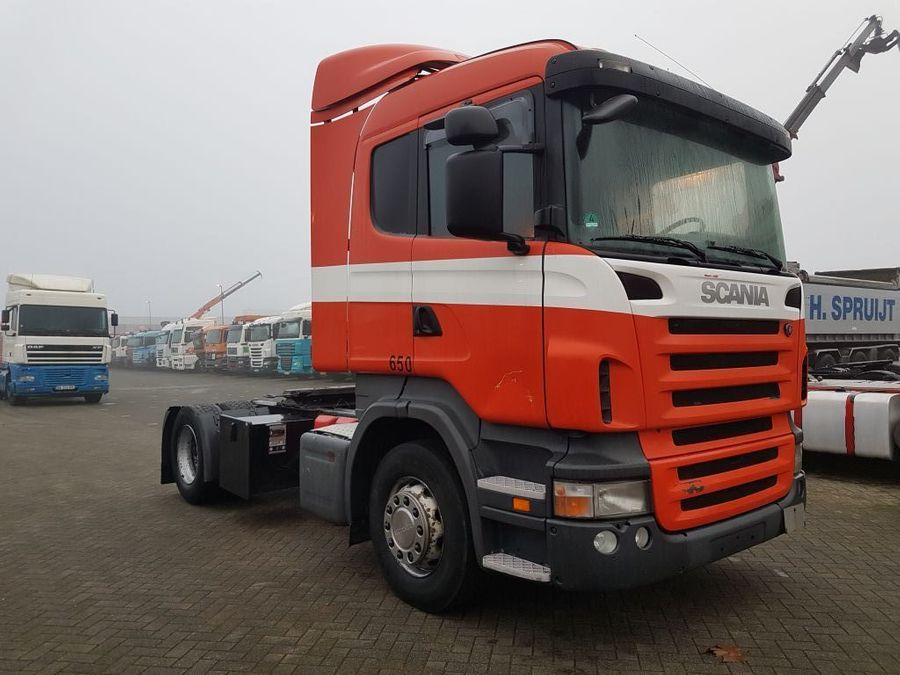 Scania - R380 HIGHLINE 2