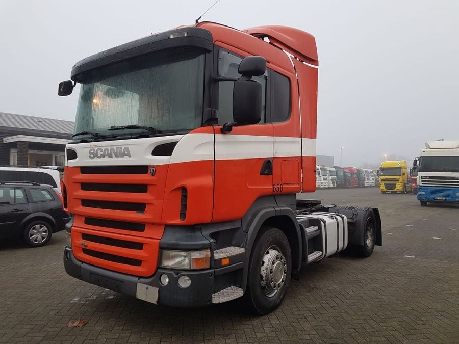 Scania - R380 HIGHLINE 1