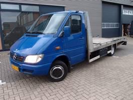 oprijwagen bedrijfswagen Mercedes-Benz Sprinter 416 cdi oprijwagen MARGE witteveen lier autoambulance afsleepwagen klein... 2002
