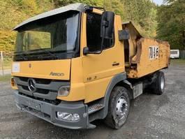 kipper vrachtwagen > 7.5 t Mercedes-Benz 1623 L ** Tunnelbau / 10x VORHANDEN ** 2013